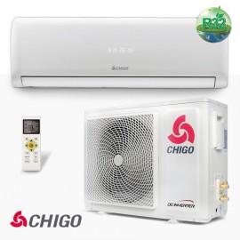 Инверторен климатик CHIGO, CS-35V3G-1C169AY4, за високостенен монтаж
