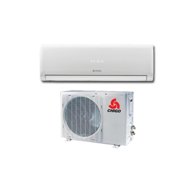 Високостенен инверторен климатик CHIGO, CS-32V3A-1C169AY4A (12000 BTU/h)