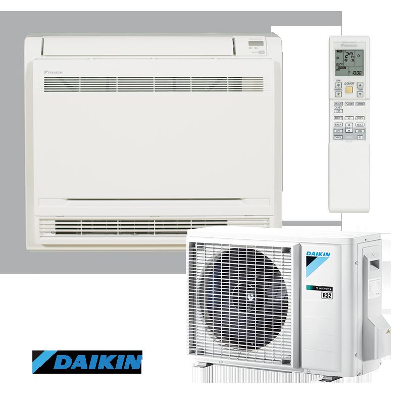 Инверторен климатик Daikin Professional FVXM35F / RXM35N9 - подово тяло БЕЗПЛАТЕН МОНТАЖ